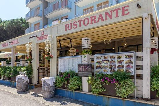 Terrazza Grill Eraclea Mare Restaurant Reviews Photos