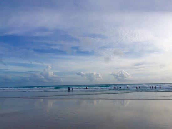Le Meridien Phuket Beach Resort: Private beach