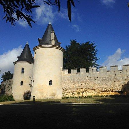 Chateau de Mirambeau Picture