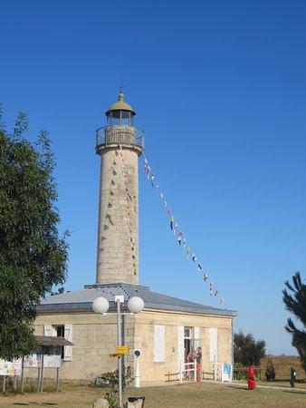 Jau-Dignac-et-Loirac, Франция: phare de richard