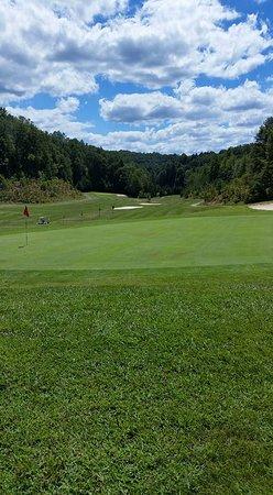 Mullens, Virginia Occidental: Golf course