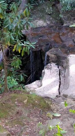 Mullens, Virginia Occidental: lower falls