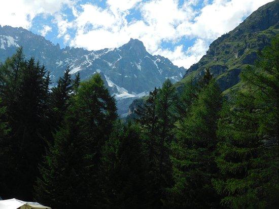 Camping Des Glaciers ภาพถ่าย