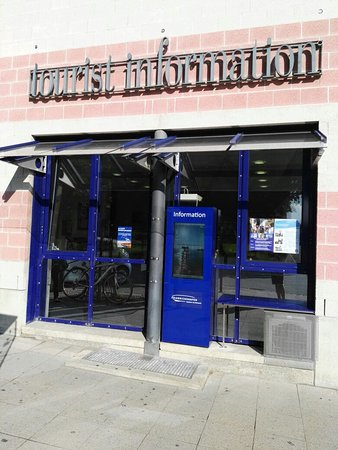 Tourist-Information Friedrichshafen