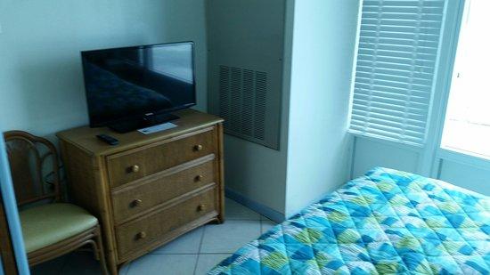 Islander Beach Resort: sleeping area