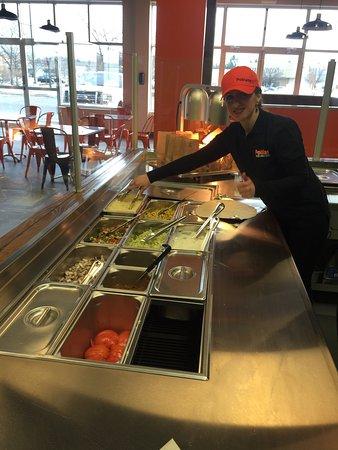 Trexlertown, PA: Poblano Med Mex Grill