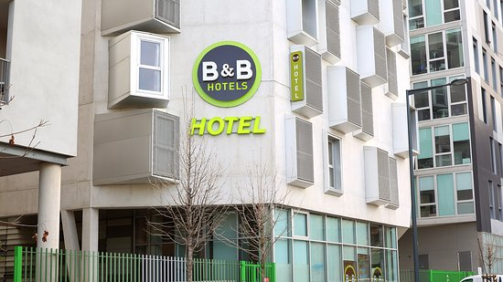 B&B Hotel Marseille Euromed