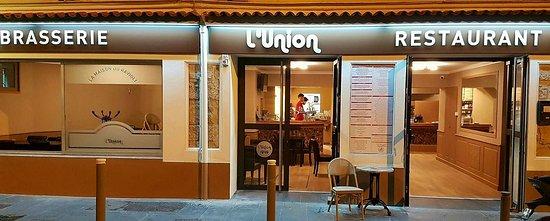 Brasserie Restaurant de L'Union : façade
