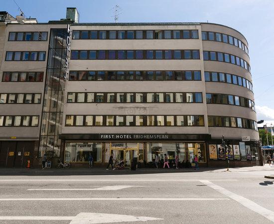 hotel stockholm fridhemsplan