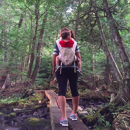 Greenville, ME: Hiking at Lily Bay State Park