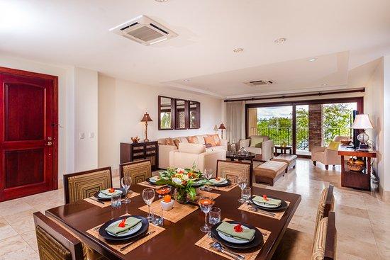 Tamarindo Charter Company Condo   Dining Area