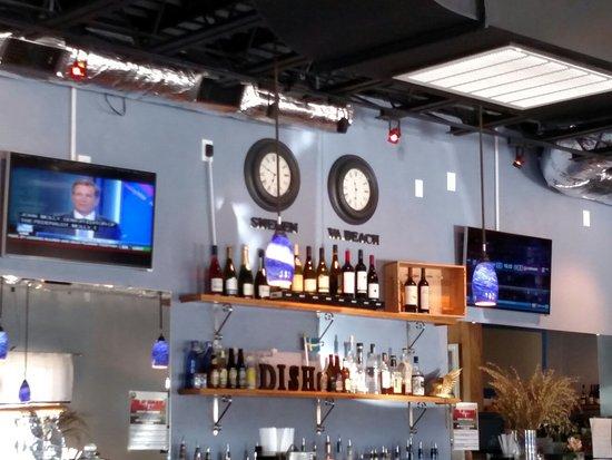 Dish Restaurant Sweden On Virginia Beach Time