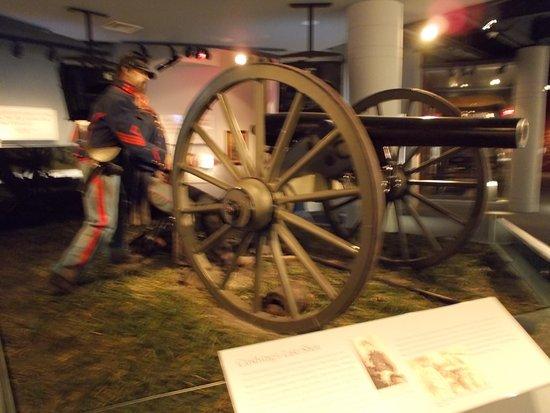 Bilde fra National Civil War Museum