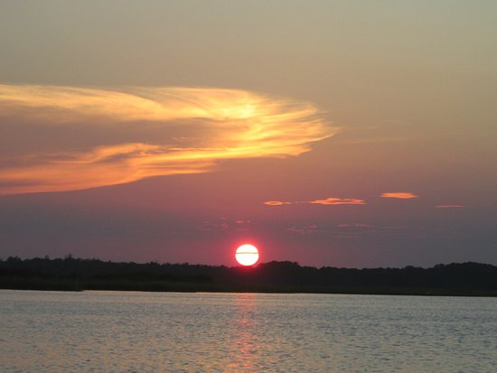Ocean View, DE: Indian River Bay sunset paddle