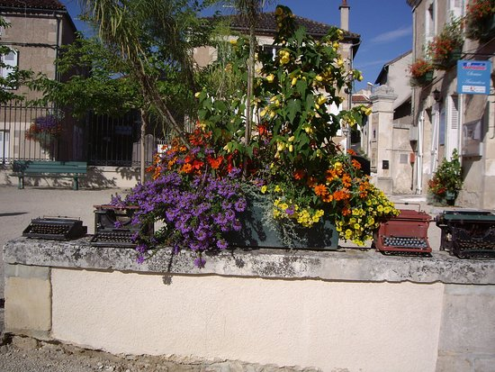 Montmorillon, Francia: Envie d'écrire ?