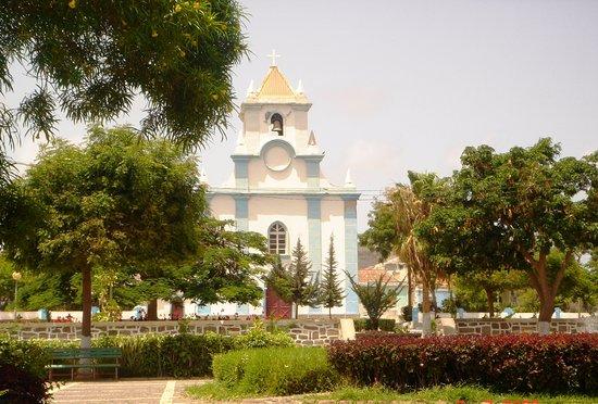 Tarrafal, Cape Verde: Antes da ampliação!