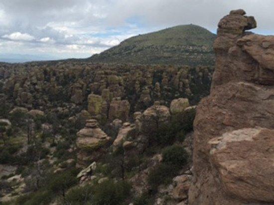 Willcox, AZ: Chiricahua Rock Formations