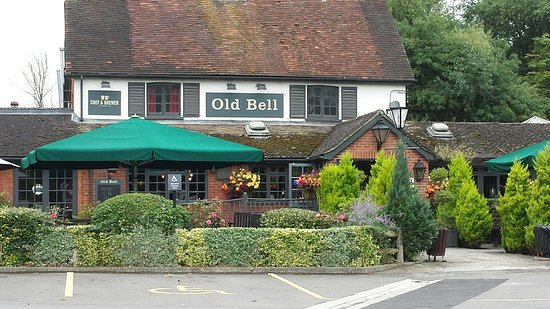 Worst Breakfast Ever Review Of Old Bell Reading England Tripadvisor