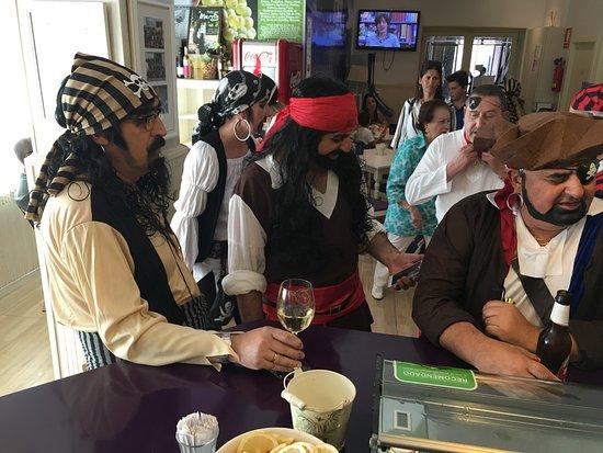 Bar Casino: Fiesta Pirata....