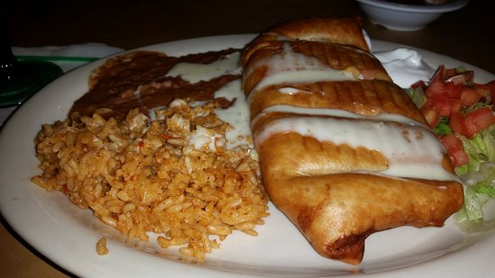 Saint Ann, MO: Chimichanga