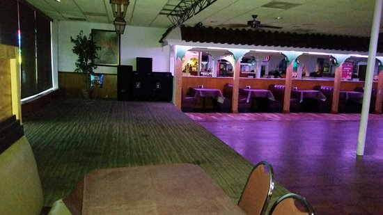 Dance Floor And Seating Picture Of Acapulco Restaurant Lounge