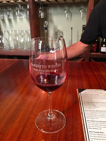 Soquel, Kalifornia: The merlot is excellent!