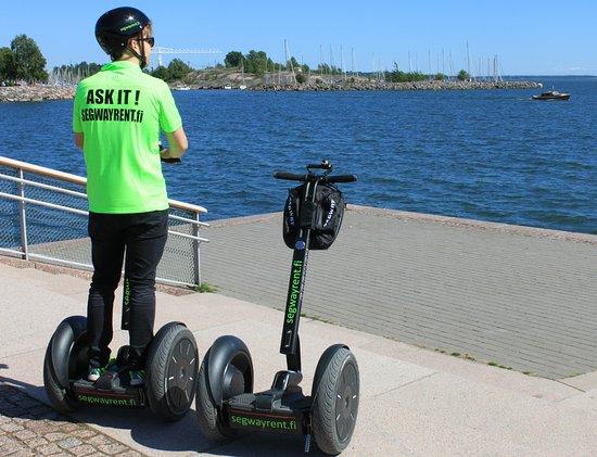 Segway Rent Helsinki