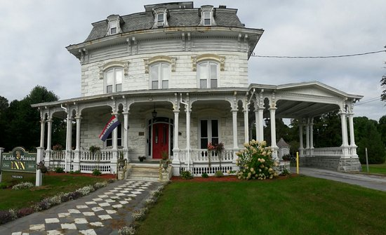 Fair Haven, VT: Marble Mansion Inn