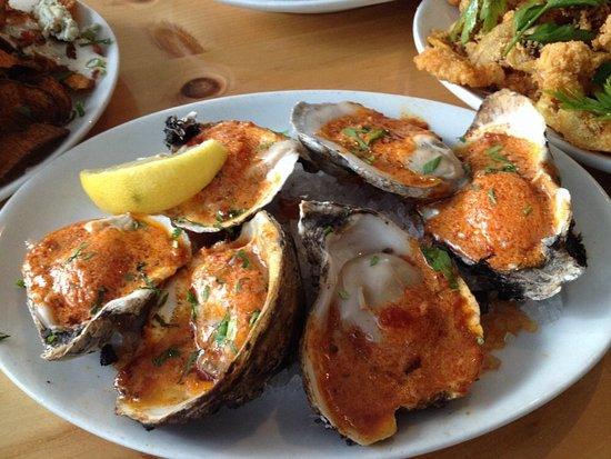 Hammocks Trading Company: BBQ Oysters