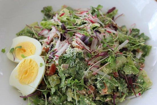 Hammocks Trading Company: Chopped Vegetable Salad