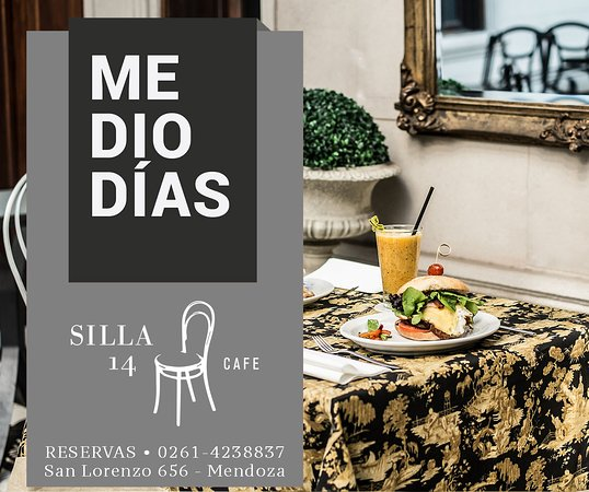 silla 14 cafe mendoza restaurant reviews phone number photos tripadvisor