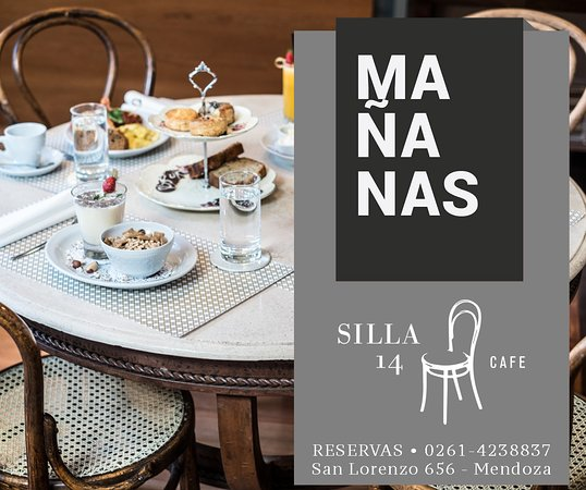 silla 14 cafe mendoza restaurant reviews phone number