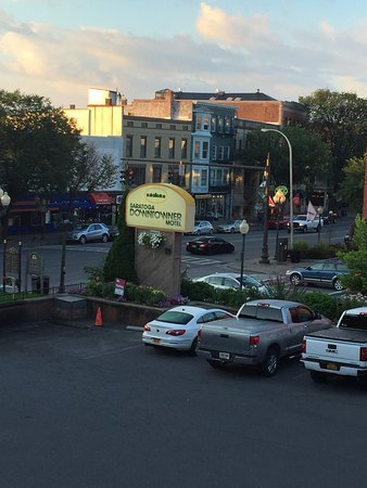 Saratoga Downtowner Motel: photo0.jpg