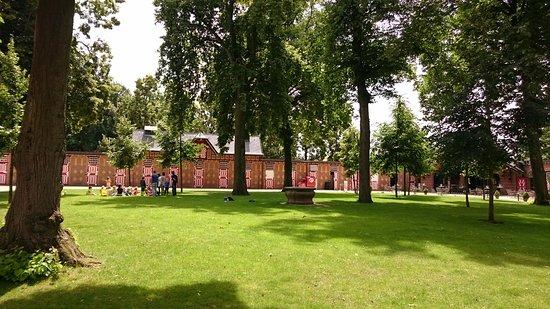 Haarzuilens, Ολλανδία: Zona recreativa.
