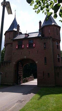 Haarzuilens, Ολλανδία: Entrada al recinto.