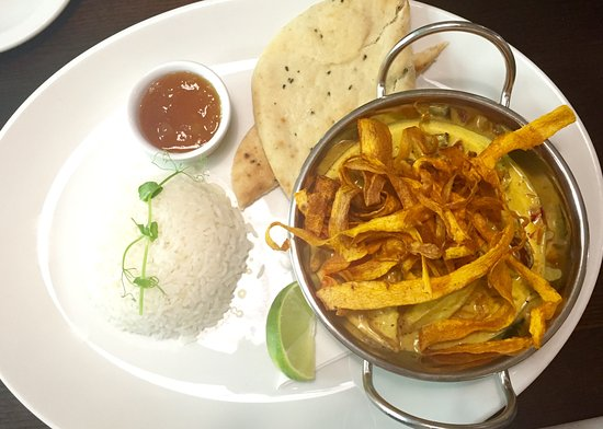 Murray's : Chicken Curry