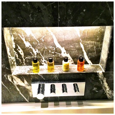 South Place Hotel: More gorgeous toiletries