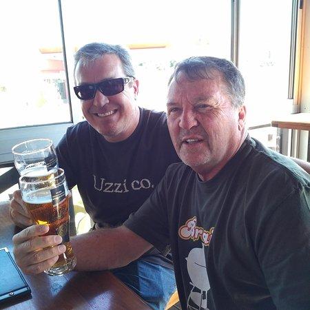Wilderness, Sydafrika: Enjoying Craft Beer