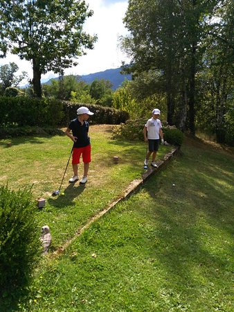 Golf Club Quarrata in girogiocando