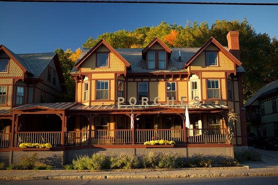 Photo of The Porches Inn at MASS MoCA North Adams