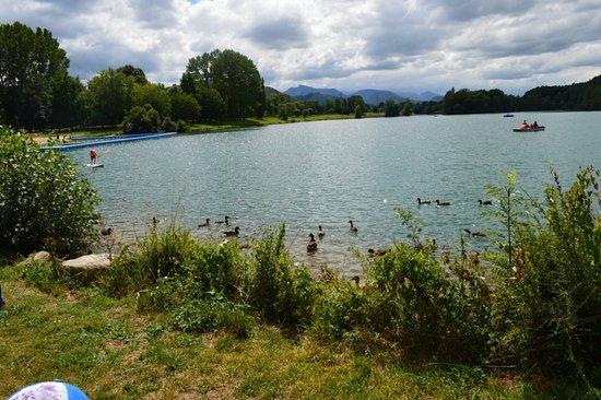 Lac de Montréjeau