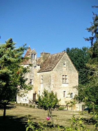 Lanquais, France: Château Laroque