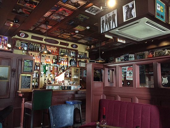 Bandon, Ireland: Inside the Old Market Bar