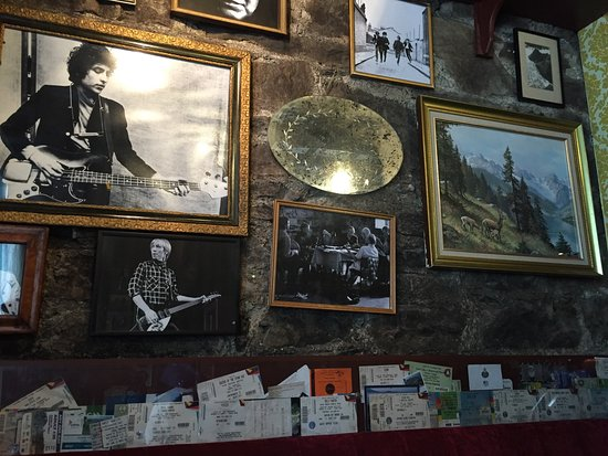 Bandon, İrlanda: Inside the Old Market Bar