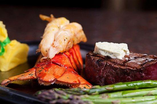 River S Bend Steak Seafood Restaurant And Lobster
