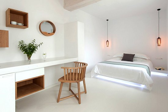 A Hotel by Mykonos Arhontiko: Double Island room