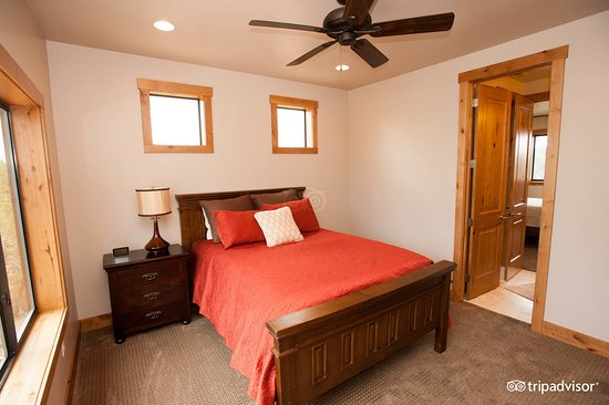 Zion Ponderosa Ranch Resort: Vacation Home - Bedroom