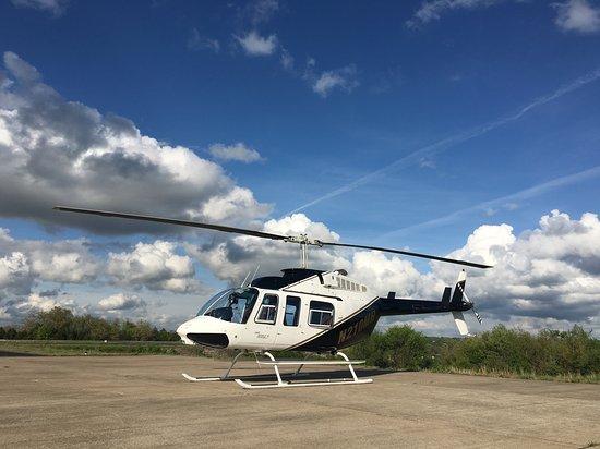Branson, MO: Bell 206L3