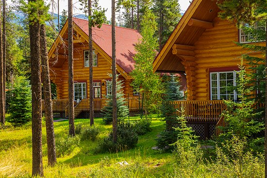 Alpine Village Cabin Resort - Jasper: Deluxe Family Cabins