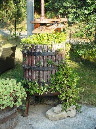 Campo di Fano, Italy: GIARDINO EL FUNTANON